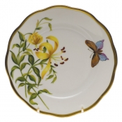 "American Wildflower- Meadow Lily BREAD & BUTTER PLATE  6""D - Meadow Lily"