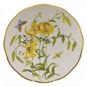 "American Wildflower- Meadow Lily DINNER PLATE  10.5""D - Meadow Lily"