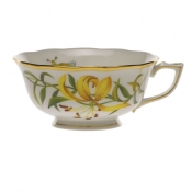 American Wildflower- Meadow Lily TEA CUP  (8 OZ) -Meadow Lily