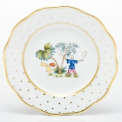 Herend Asian Garden Salad Plate - Motif 5