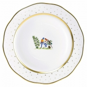 Herend Asian Garden Dinner Plate - Motif 1