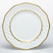 Herend Connect the Dots Dessert Plate - 8.25""