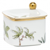 Foret Sugar Box with Lid