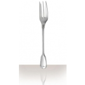 Chinon Silverplate Flatware Serving Fork, Large