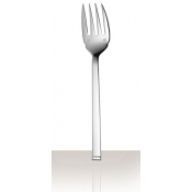 BY Silverplate Flatware Serving Fork, Large