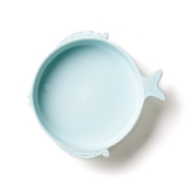 Aqua Medium Serving Bowl