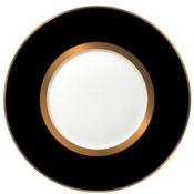 Dinner Plate With Round Center