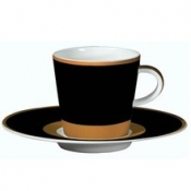 Large Coffee Saucer