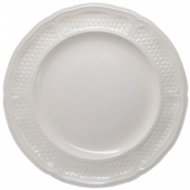 Gien Pont Aux Choux White Dinner Plate / Set of4