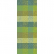 "Mille Couleurs Lime Tablerunner - 22"" x 71"""