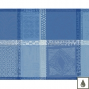 "Mille Wax Ocean Placemat - 16"" x 20"" / Set 4"