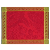 "Isaphire Rubis Placemat - 22""x16"" / Set 4"