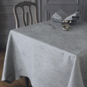 "Mille Datcha Brise Tablecloth - 91"" X 91"""