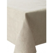 "Mille Datcha Caillou Tablecloth - 68"" X 118"""