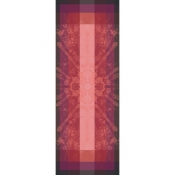"Palace Ruby Tablerunner - 22"" x 59"""