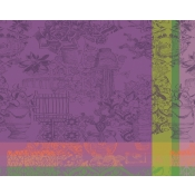 "Garnier Thiebaut Mille Patios Provence Coated Placemat - 16"" X 20"" / Set 4"