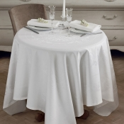 "Tablecloth - 93"" Round"