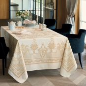 "Tablecloth - 96"" Round"