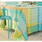 "Coated Tablecloth - 69"" Round"