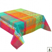 "Coated Tablecloth - 69""x98"""