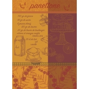 Garnier Thiebaut Panettone Dore Kitchen Towel / Set 4
