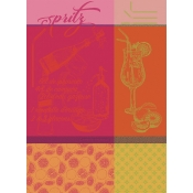Garnier Thiebaut Spritz Rosso Kitchen Towel / Set 4