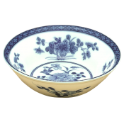 Mottahedeh Blue Canton  Cereal Bowl - 6.5""