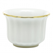 Herend Mini Cachepot - Golden Edge