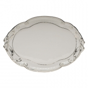 "Platinum Edge RIBBON TRAY  15.75""L X 11""W"