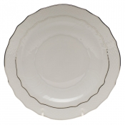 Platinum Edge SALAD PLATE