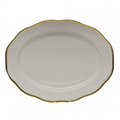 "Gwendolyn TURKEY PLATTER  18.5""L X 14""W"