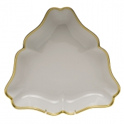"Gwendolyn TRIANGLE DISH  9.5""L"