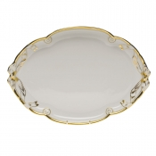 "Gwendolyn RIBBON TRAY  11""W X 15.75""L"