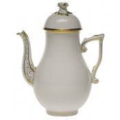 Gwendolyn COFFEE POT W/TWIST  (27 OZ)