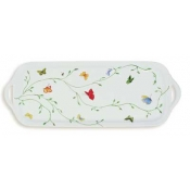 Wing Song Long Cake Plate