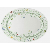 Wing Song Oval Platter