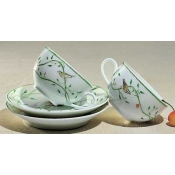 Wing Song Tea Saucer Extra