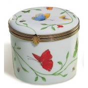 Wing Song Candle Box (Butterflies)
