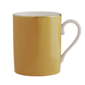 Haviland Parlon Lexington Jaune Mug
