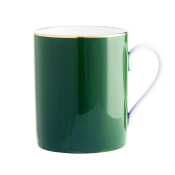Haviland Parlon Lexington Emerald Mug