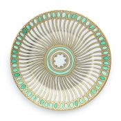 Syracuse Turquoise Bread and Butter Plate