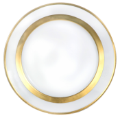 William Gold Presentation Plate