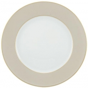 Raynaud Horizon Beige / Gold Filet Charger