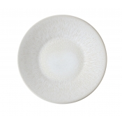 Vuelta White Pearl Dinner Plate -Large
