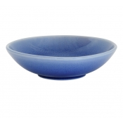 Tourron Blue Chardon Soup Bowl
