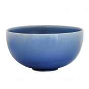 Tourron Blue Chardon Serving Bowl - Medium