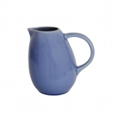 Tourron Blue Chardon Creamer