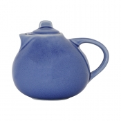 Tourron Blue Chardon Teapot