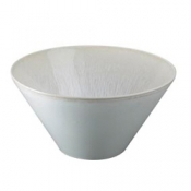Vuelta White Pearl Serving Bowl