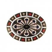 Old Imari Medium Oval Platter
